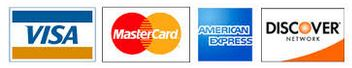 Acepted Credit Cards